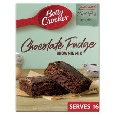 image 1 of Betty Crocker Chocolate Fudge Brownie Mix 415G
