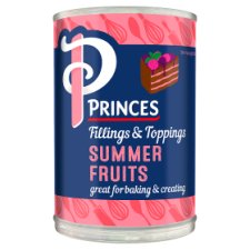 Princes Summer Fruit Filling 410G