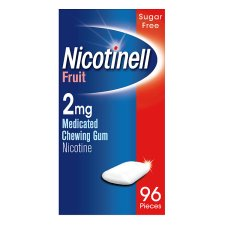 image 1 of Nicotinell Fruit Gum 2Mg 96S