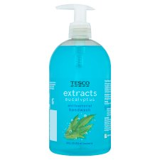 Tesco Extracts Eucalyptus Antibacterial Handwash 500Ml
