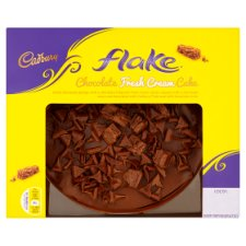 Cadbury Flake Chocolate Fresh Cream Cake 430G