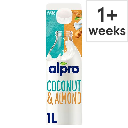 Alpro Coconut Almond Fresh Milk Alternative 1 Litre