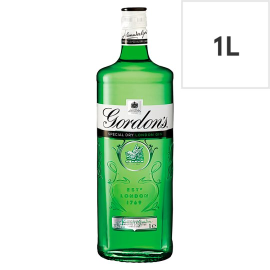image 1 of Gordon's Special Dry London Gin 1L