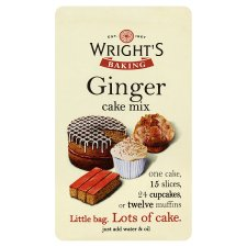 Wright's Baking Ginger Cake Mix 500G