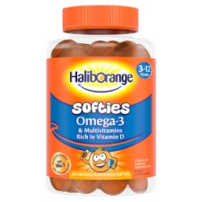 Haliborange Omega 3 Softies 60'S