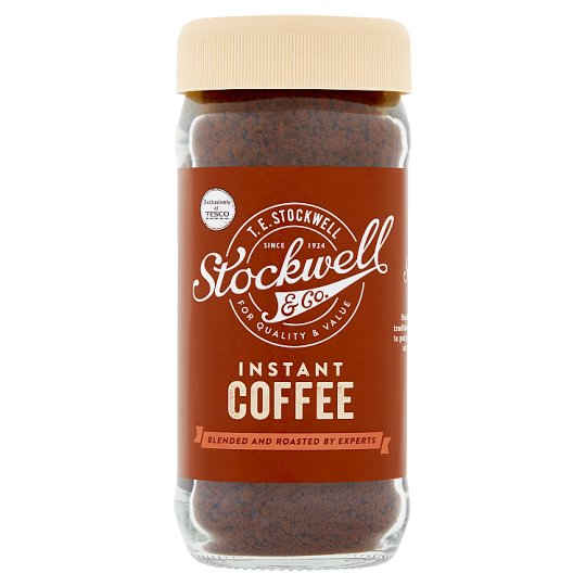 Stockwell And Co Instant Coffee 100G