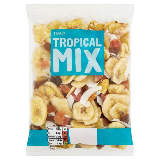 image 1 of Tesco Tropical Mix 250G