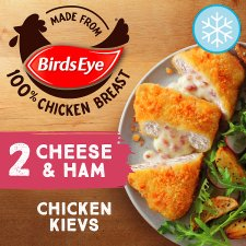 Birds Eye Cheese And Ham Saucy Chicken 2 Pack 204G