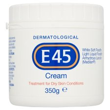 Dermatological E45 Cream 350G