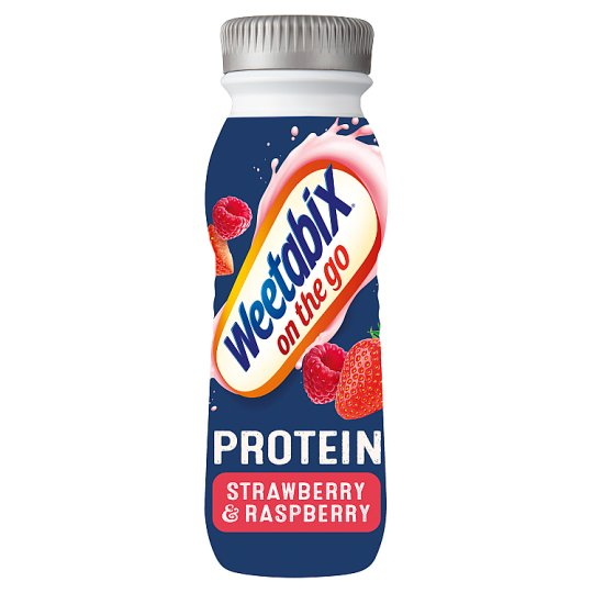 Weetabix Protein Drink Strawberry And Raspberry 275Ml