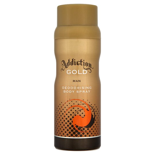 Addiction Gold Body Spray 150Ml