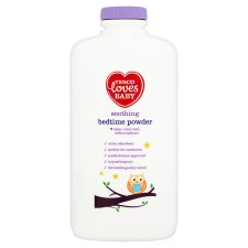 Tesco Loves Baby And Toddler Bedtime Powder 400G