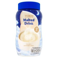 Tesco Malted Drink 350G