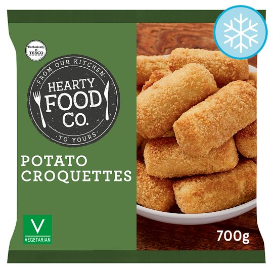Hearty Food Co Potato Croquette 700G