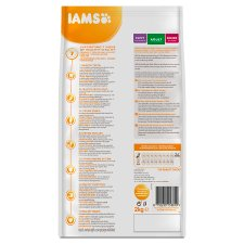 Iams Small Medium Adult Dog Food With Chicken 2kg Tesco Groceries