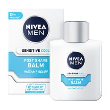 image 2 of Nivea Men Sensitive Cool After Shave Balm 100Ml