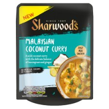 Sharwoods Malaysian Yellow Curry 250G
