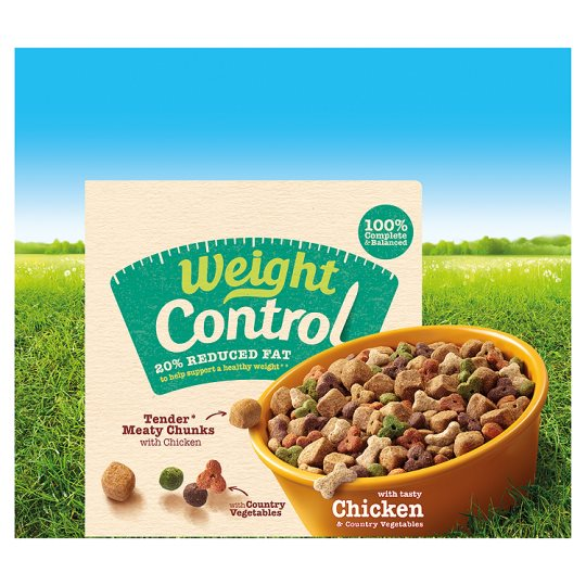 Bakers Complete Dog Food Weight Control 1Kg