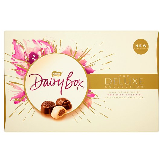image 1 of Nestle Dairy Box Deluxe Collection 400G