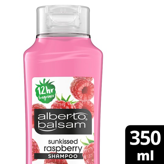 image 1 of Alberto Balsam Raspberry Shampoo 350Ml