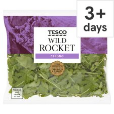Tesco Wild Rocket 60G