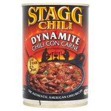 Stagg Chili Dynamite Hot Chili 400G