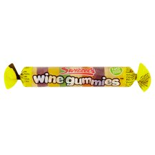 Swizzels Matlow Wine Gummies Roll 16G