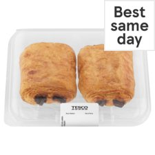 Tesco Pain Au Chocolate 2 Pack