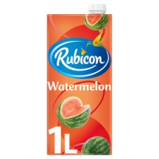Rubicon Still Watermelon Juice Drink 1 Litre Carton