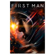First Man Dvd +Dc