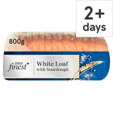 Tesco Finest White Loaf 800G