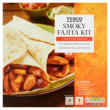 Tesco Smoky Bbq Kit 475G