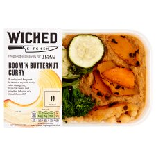 Wicked Kitchen Boom'n Butternut Curry 450G
