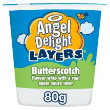 Angel Delight Layers Butterscotch And Apple 80G