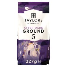Taylors After Dark Ground Coffee 227G