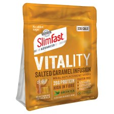 Slim Fast Salted Caramel Powder 400G