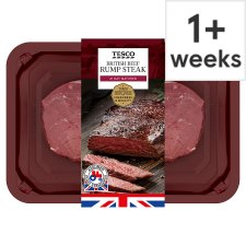 Tesco Rump Steak 255G