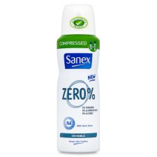 Sanex Zero % Invisible Dry Deodorant 125Ml