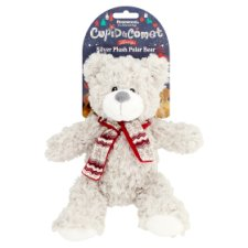 Rosewood Cupid And Coment Christmas Plush Dog Toy