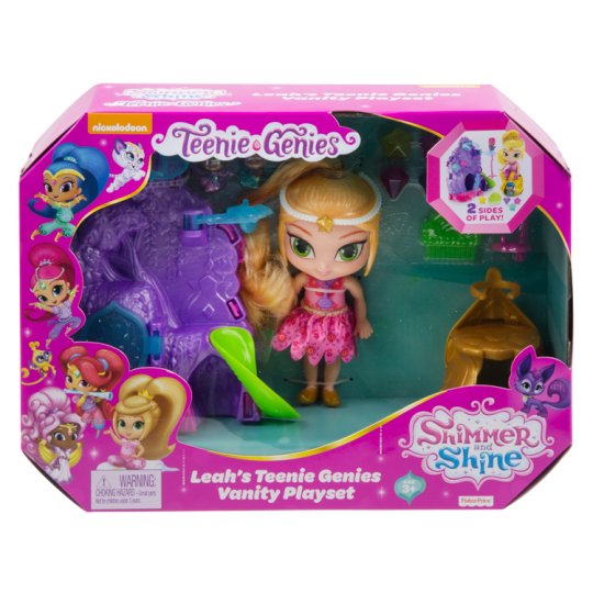 Shimmer And Shine Leahs Playset