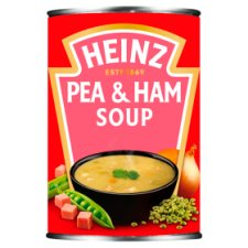 Heinz Pea And Ham Soup 400G