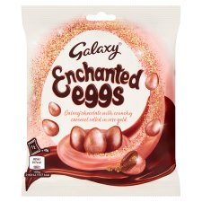 Galaxy Milk Chocolate Enchanted Eggs 80G