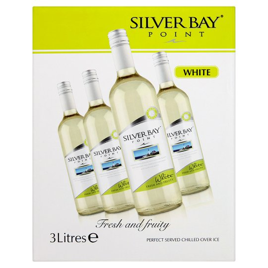 Silver Bay Point White 3Ltr