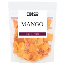 Tesco Dried Mango 100G