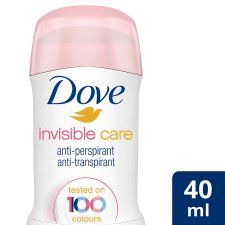 Dove Invisible Care Antiperspirant Deodorant Stick Deodorant 40Ml