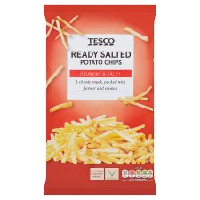 Tesco Potato Chip Snacks 150G