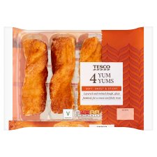 Tesco Glazed Yum Yums 200G