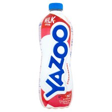 Yazoo Strawberry Milkshake 1 Litre Bottle