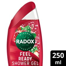Radox Feel Ready Shower Gel 250Ml