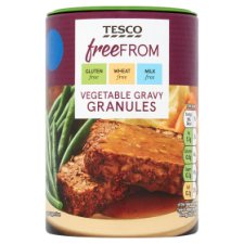 Tesco Free From Vegetable Gravy 170G
